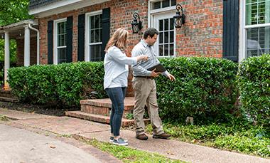 exterior pest inspection
